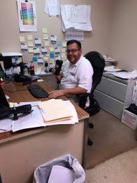 Lloyd Kirk, Survey Manager, Scott Depot, WV