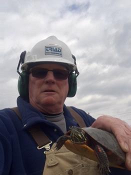 Rob Hill, Scientist, Environmental Department, Hagerstown
