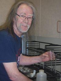 Danny Blake, Laboratory Manager, Morgantown, WV