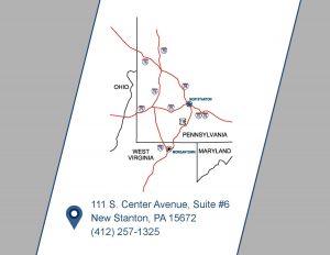 New Staton, PA Office Location Address